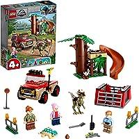 LEGO 76939 Jurassic World Stygimoloch dinosaurus ontsnapping Speelgoed Startset voor Meisjes van 4 met LEGO-figuren en…