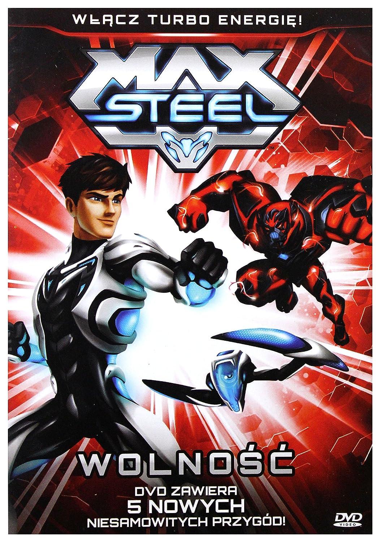 Max Steel [DVD] (IMPORT) (No hay versión española): Amazon.es: Andrew Francis, Sam Vincent, Michael Dobson, Brian Drummond, Brian Dobson, Richard Ian Cox, ...