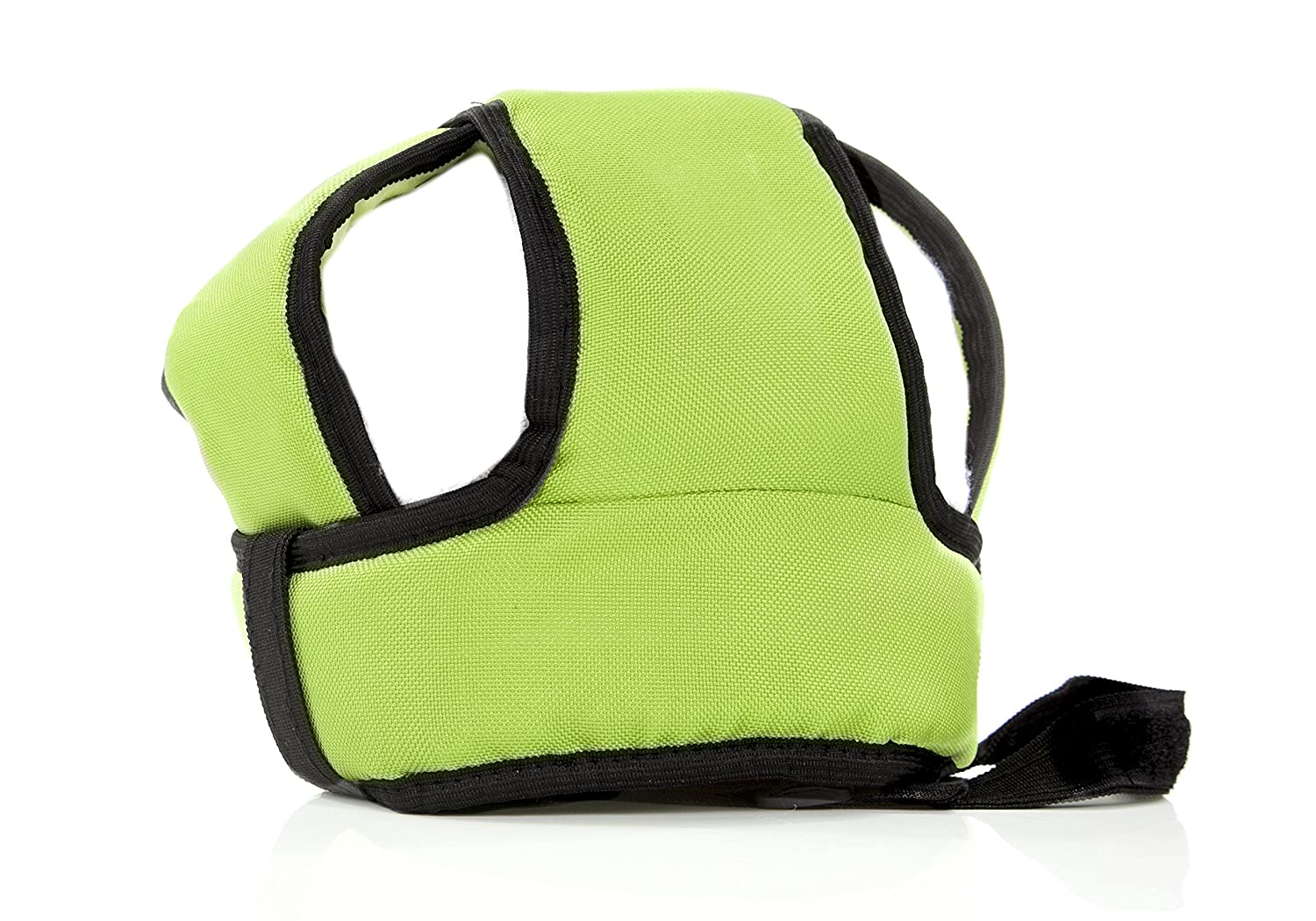 Kutnik SOFT SAFETY HELMET for toddlers (KIWI GREEN)