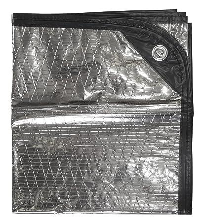 19fb57cbe4 Amazon.com   Stansport Sportsman s Polarshield Emergency Blanket ...