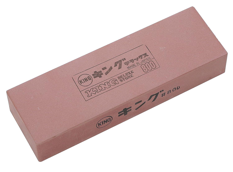 Long M 8-1//4 X 2-3//4 X 2-1//4 Wide King Medium Grain Sharpening Stone- #1000 High