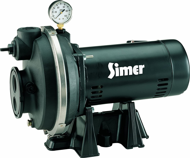 Simer 3307P 3/4 HP Convertible Deep Well Jet Pump