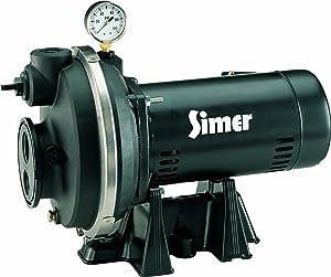 Simer 3310P 1 HP Convertible Deep Well Jet Pump