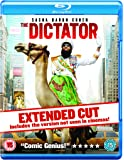 The Dictator [Blu-ray] [Import anglais]