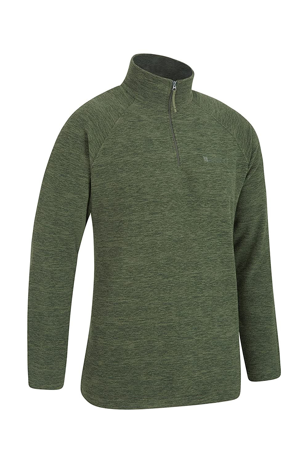 6c23fc0d44d Mountain Warehouse Snowdon Mens Micro Fleece Top - Warm