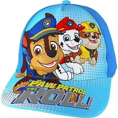 Boys PAW Patrol Chase Summer Sun Baseball Cap