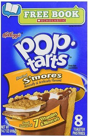 Kelloggs Smores Pop Tarts - 416g