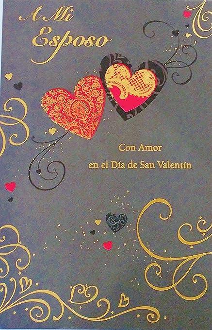 Amazon a mi esposo con amore en el dia de san valentin a mi esposo con amore en el dia de san valentin happy valentines day m4hsunfo