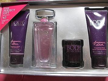 Amazon.com : Victoria's Secret Body By Victoria 4 Piece Gift Set ...