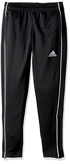 dfc08e7a8 Amazon.com: adidas Youth Soccer Core18 Training Pant: Clothing