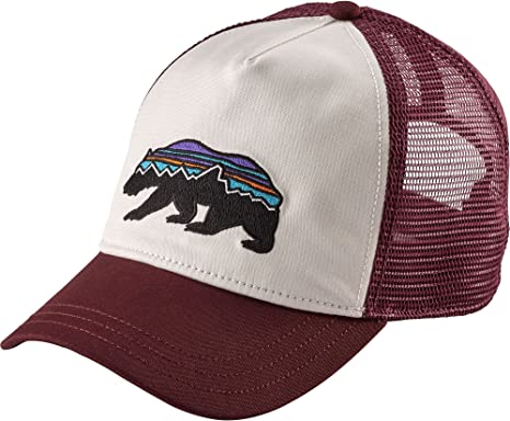 9a643b72db8 Patagonia Women s Fitz Roy Bear Trucker Hat (One Size