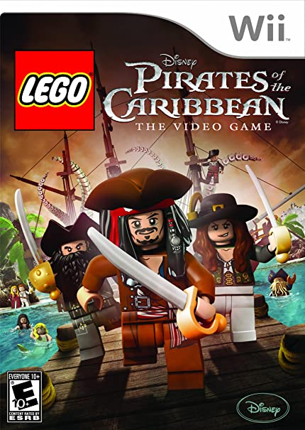 Amazon com: LEGO Pirates of the Caribbean - Nintendo Wii
