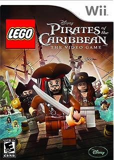 Amazon lego indiana jones 2 the adventure continues nintendo lego pirates of the caribbean nintendo wii publicscrutiny Image collections
