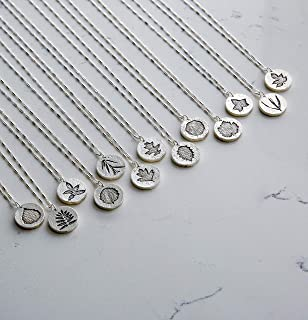 product image for Tree Zodiac Necklaces