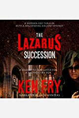 The Lazarus Succession: A Historical Mystery Thriller Audible Audiobook