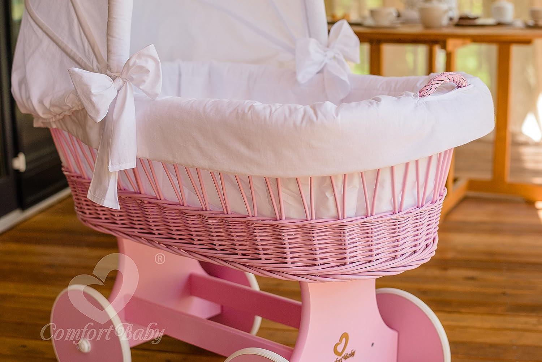 Comfortbaby snuggly baby stubenwagen mit moskitonetz komplette