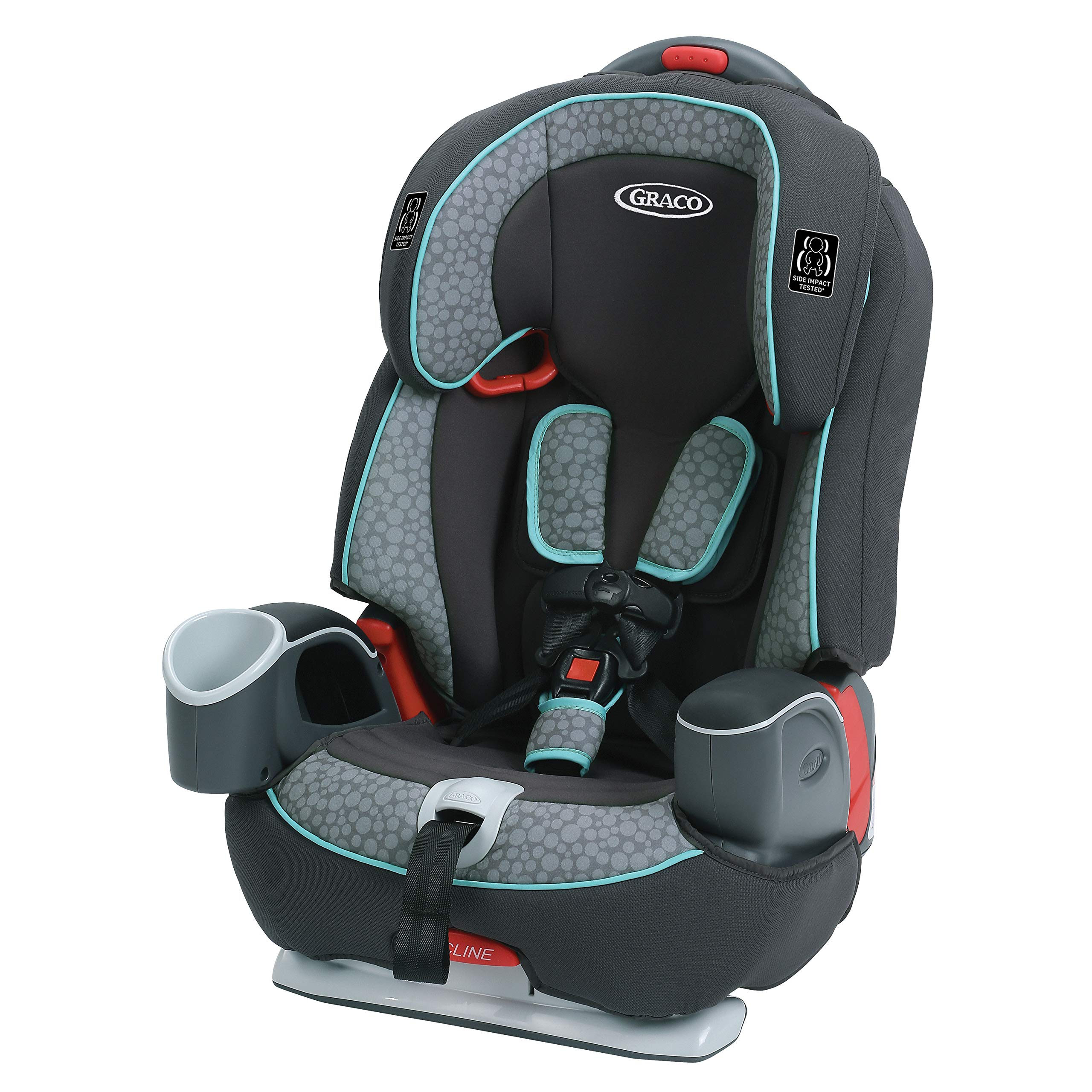 5d589d1ad6d Amazon.com   Graco Nautilus 65 3-in-1 Harness Booster Car Seat ...