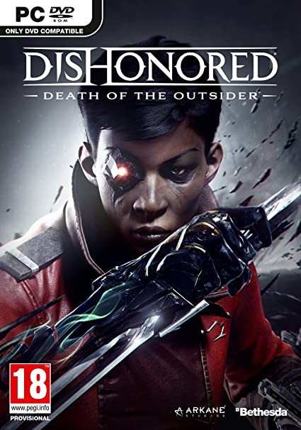 Dishonored Death of the Outsider (PC DVD) [UK IMPORT]