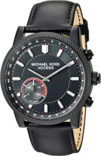 9afd66442792 Michael Kors Men s Analog Quartz Watch with Silicone Strap MKT4010 ...