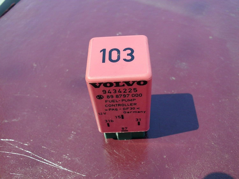 Volvo 9434225, Fuel Pump Relay by Volvo