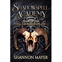 Shadowspell Academy: Year of the Chameleon (English Edition)