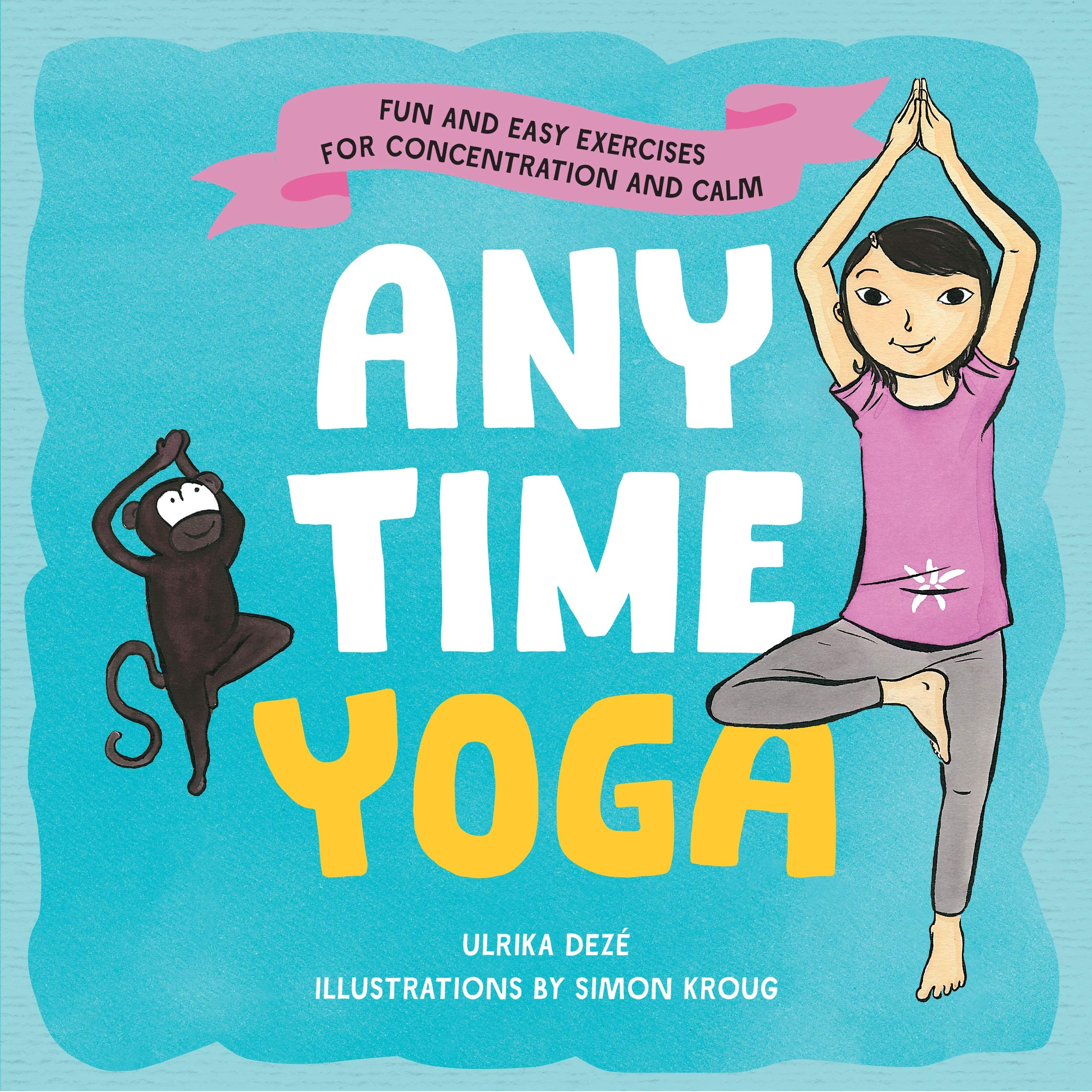 Amazon.com: Anytime Yoga: Fun and Easy Exercises for ...