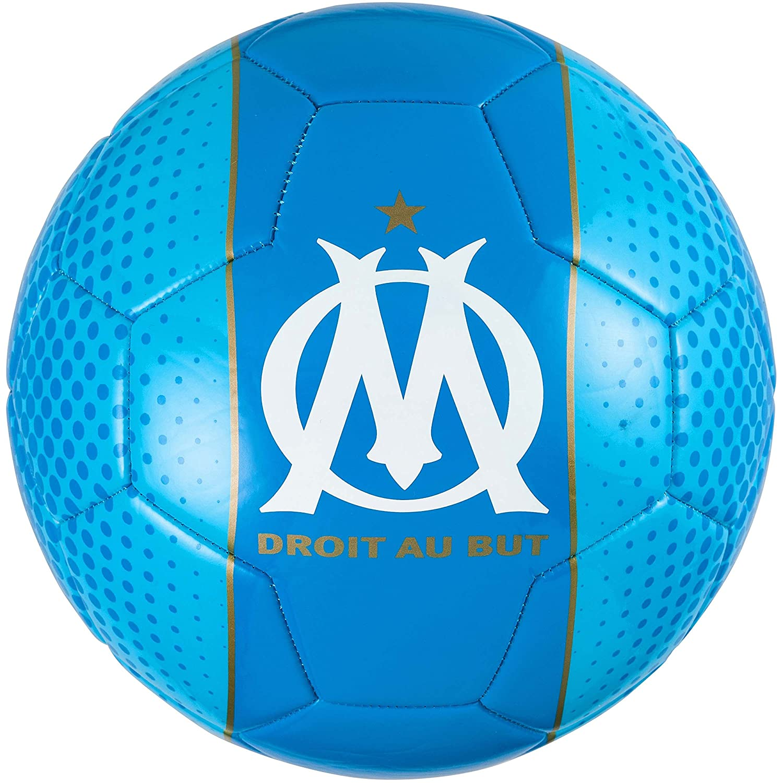 OLYMPIQUE DE MARSEILLE Petit Ballon de football OM - Collection officielle Taille 1