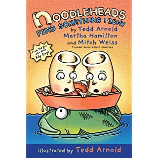 Noodleheads Find Something Fishy
