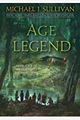 Age of Legend (The Legends of the First Empire Book 4) Kindle Edition