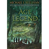 Age of Legend (The Legends of the First Empire Book 4) (English Edition)