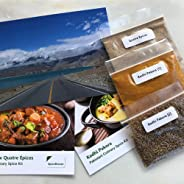 SpiceBreeze - Wanderlust Culinary Spice Kit Subscription: Family Duo Size