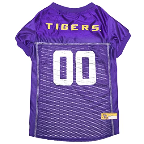a452e09a NCAA PET Apparels - Basketball Jerseys, Football Jerseys for Dogs & Cats  Available in 50+ Collegiate Teams & 7 Sizes