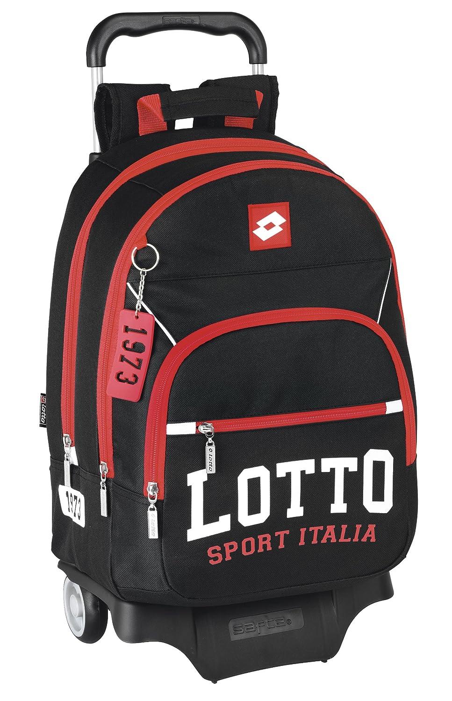 Lotto Sport - Mochila con ruedas, 42 cm (Safta 611422313): Amazon.es: Juguetes y juegos