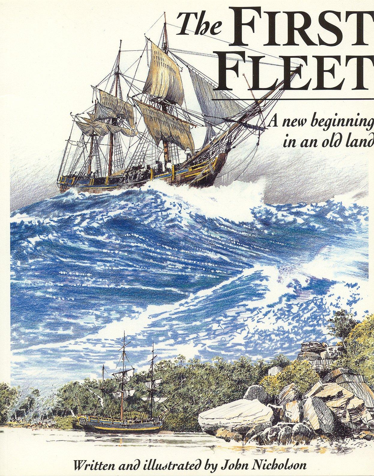 The First Fleet (A Little Ark Book)
