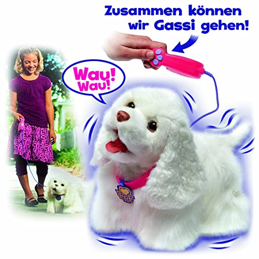 Amazon.com: Hasbro – FurReal Friends Gogo My Walking Pup ...