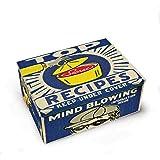 Blue Q Recipes Cigar Box