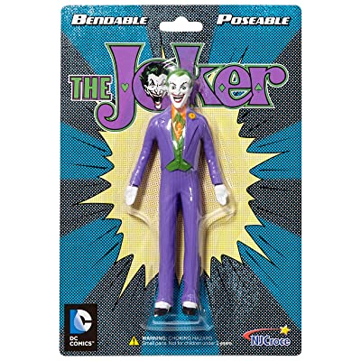 NJ Croce Classic Joker Action Figure, Multicolor: Toys & Games