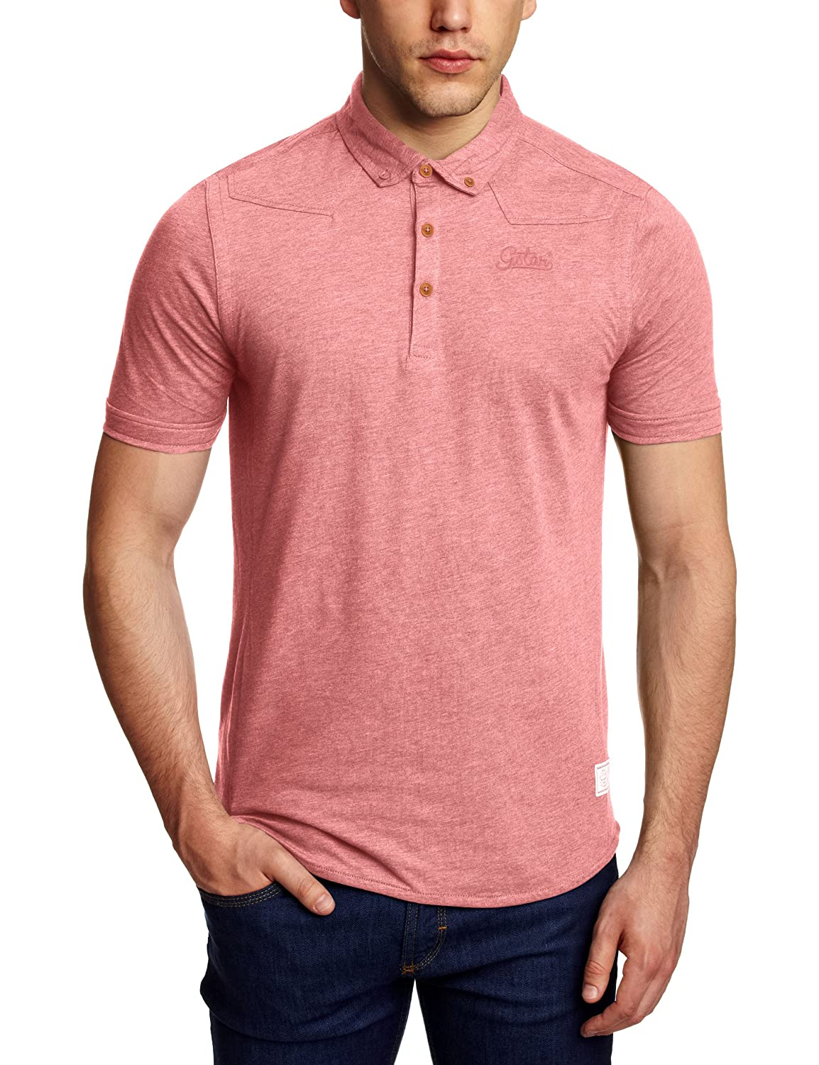 G-Star - Polo - Polo - Manga Corta - para Hombre Rosa Dusty Rose ...