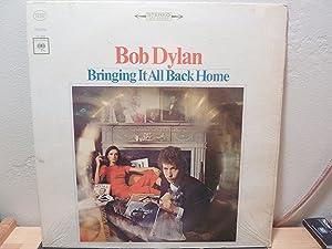 Bob Dylan, Bringing it All Back Home - Vinyl LP Record