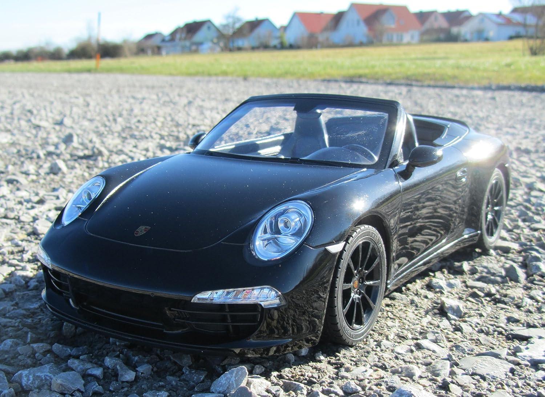 COCHE teledirigido Porsche 911 Carrera S Cabrio