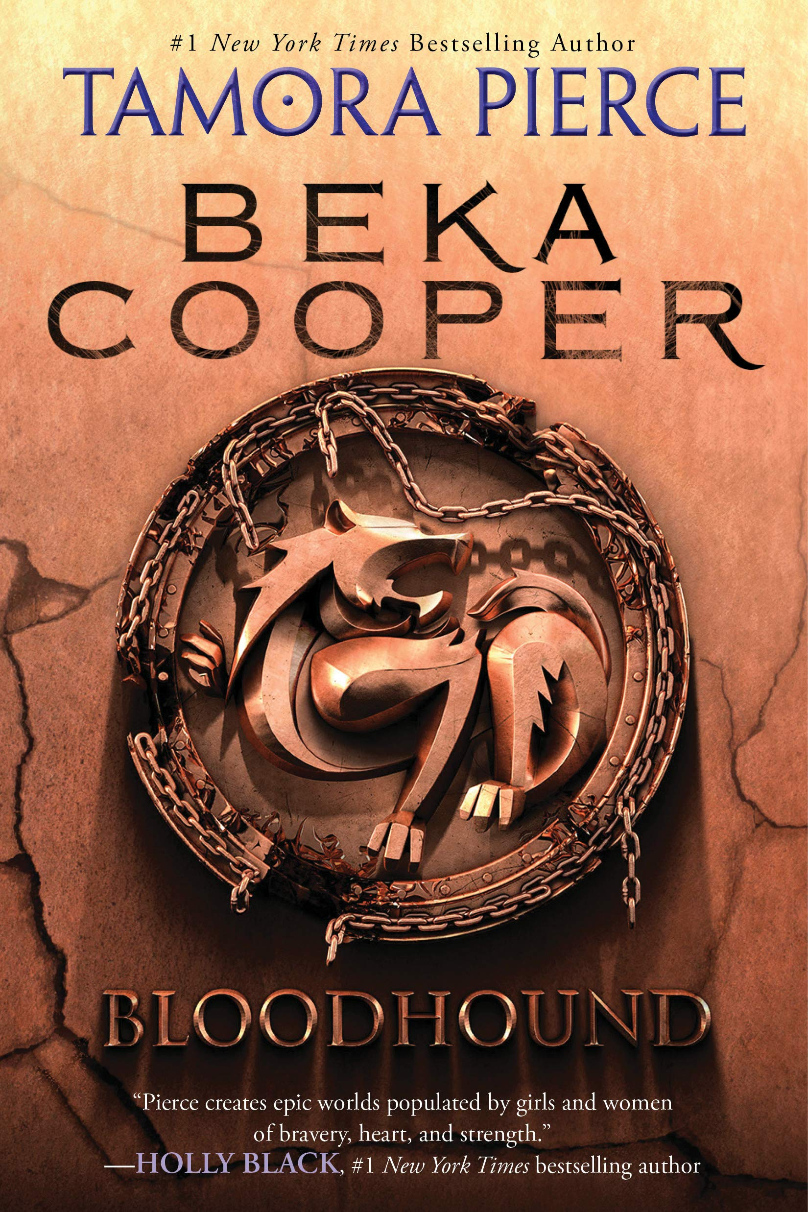 Amazon.com: Bloodhound: The Legend of Beka Cooper #2 (9780375838170):  Tamora Pierce: Books