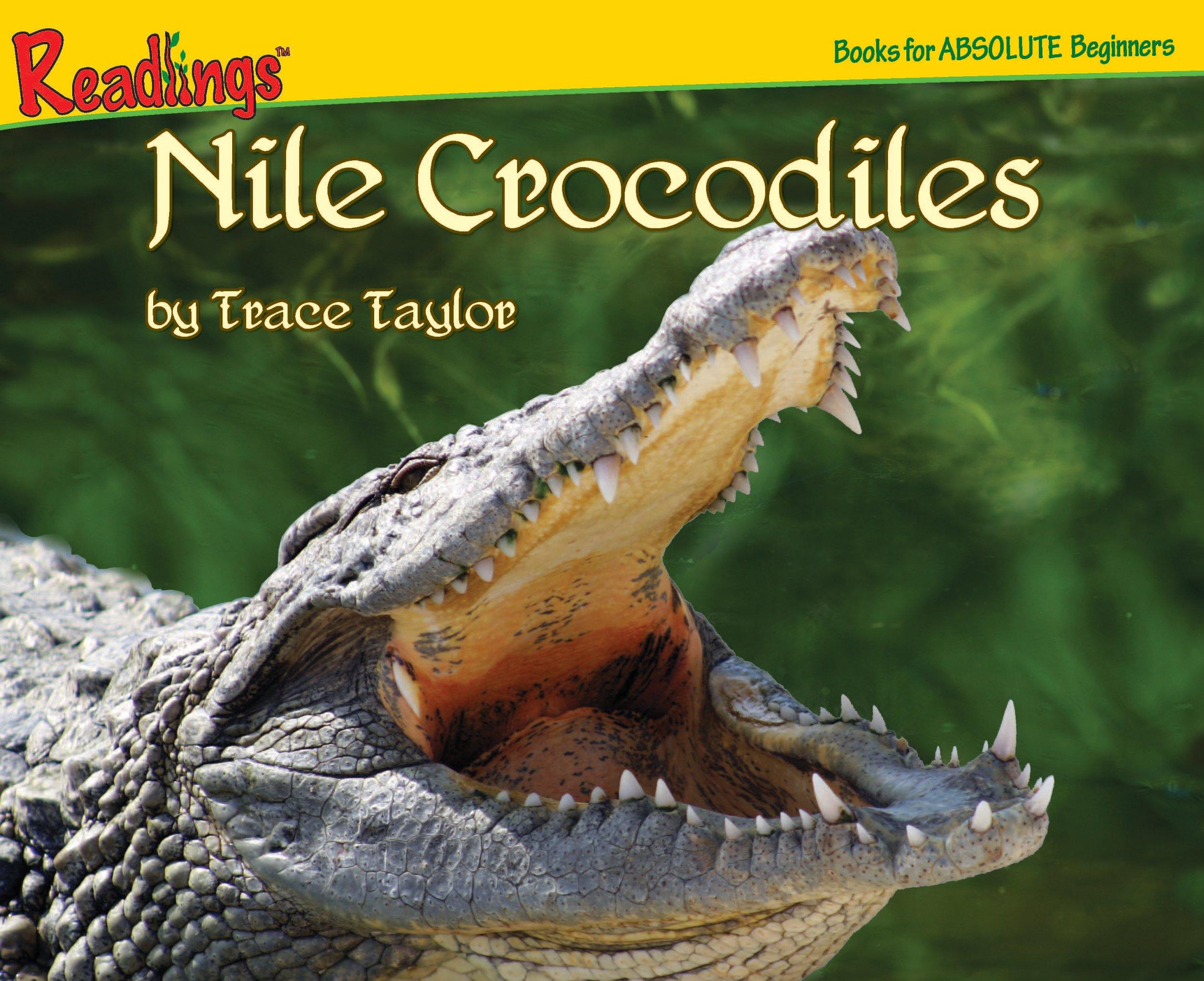 Nile Crocodile (Readings: Animals of Africa) ebook