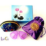 Luna Cup Menstruation Kit (2 S Cups)