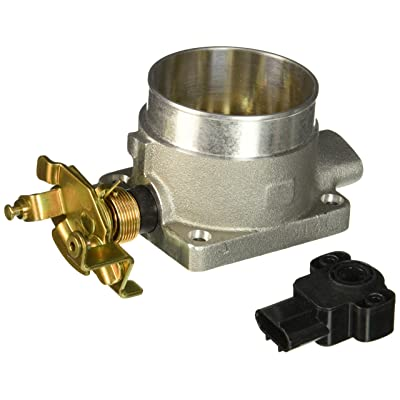 BBK 1703 75mm Throttle Body - High Flow Power Plus Series for Ford 4.6L-2V/4.6/5.4L F150/Expedition: Automotive
