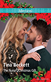 The Nurse's Christmas Gift (Christmas Miracles in Maternity Book 1)