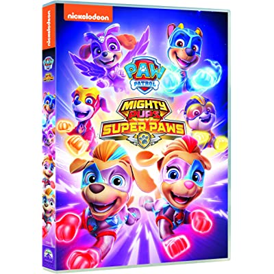 Paw Patrol 24: Mighty Pups Super Paws [DVD]