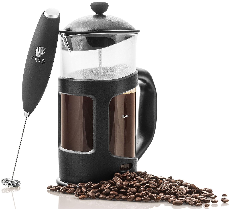 Amazoncom Bean Envy 34 Oz French Press Coffee, Espresso And