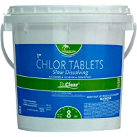 Rx Clear 1 Inch Stabilized Chlorine Tablets