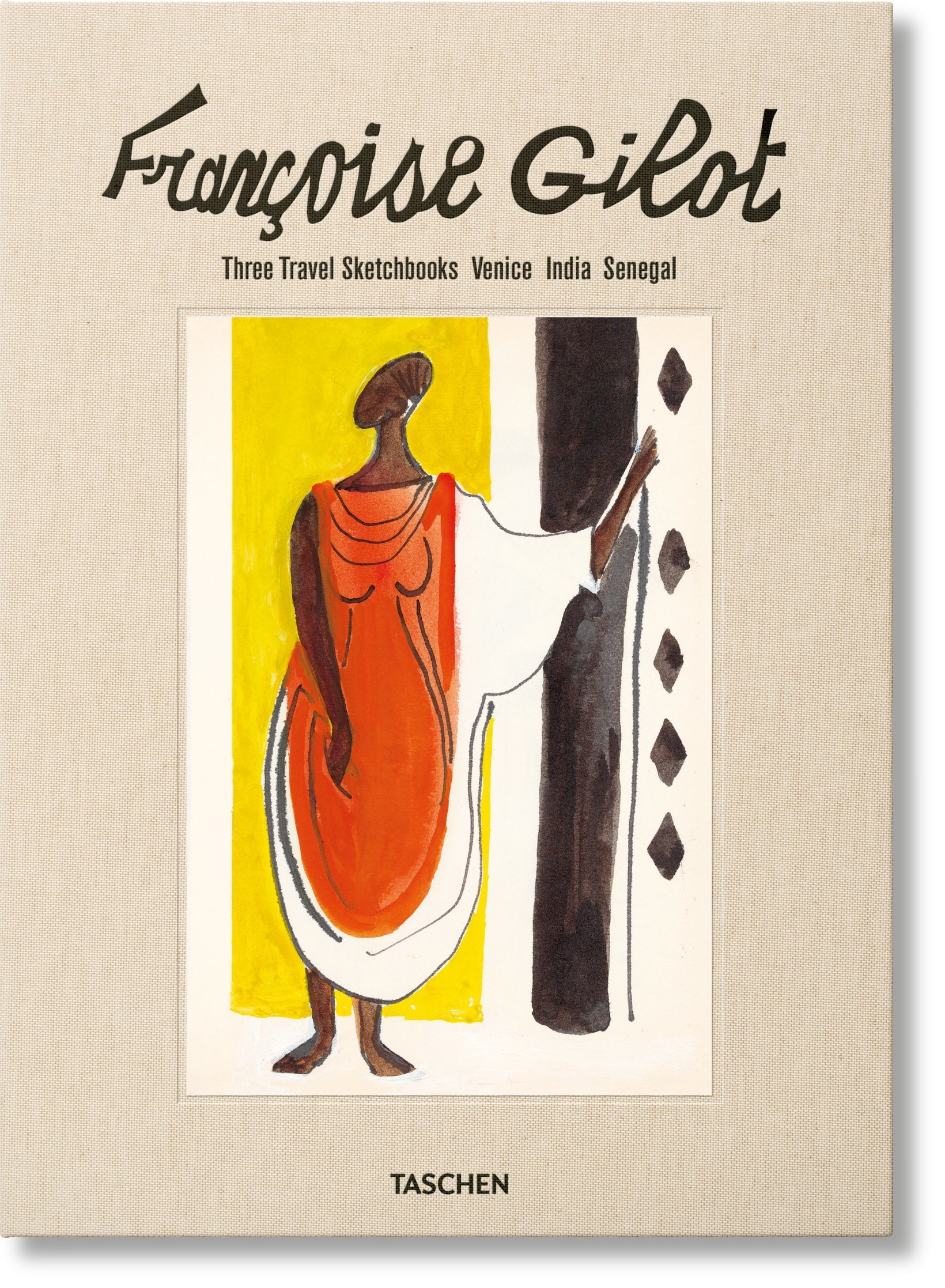 Françoise Gilot. Sketchbooks: Venice, Africa, and India: Amazon.de ...