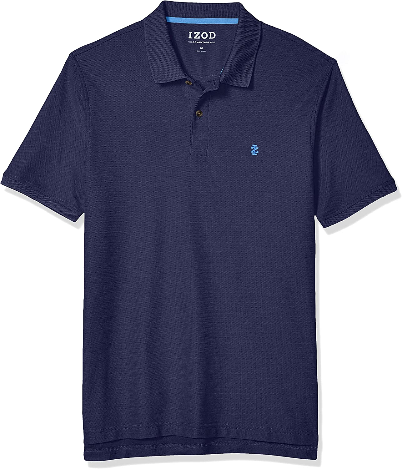 Izod Solid Tipping Polo Hombre